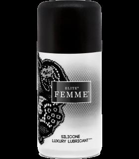 Женский силиконовый лубрикант Silicone Wet Elite Femme 148ml