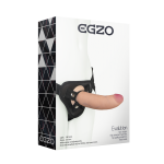 Страпон женский Egzo Еvolution 18 см