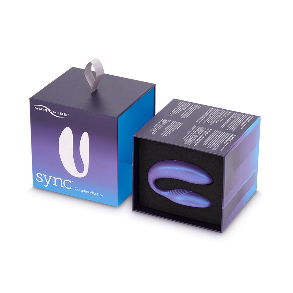 We-Vibe (Вивайб) Sync Under The Stars вибратор для пар, лимитированный выпуск - No Taboo
