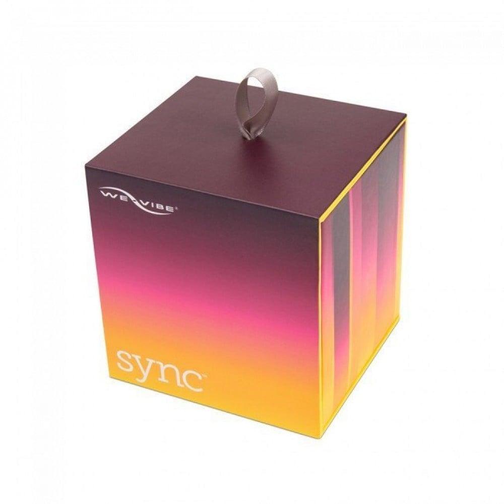 We Vibe (Вивайб) Sync - Инновационный смарт вибратор для пары (26092), фото 13 — секс шоп Украина, NO TABOO