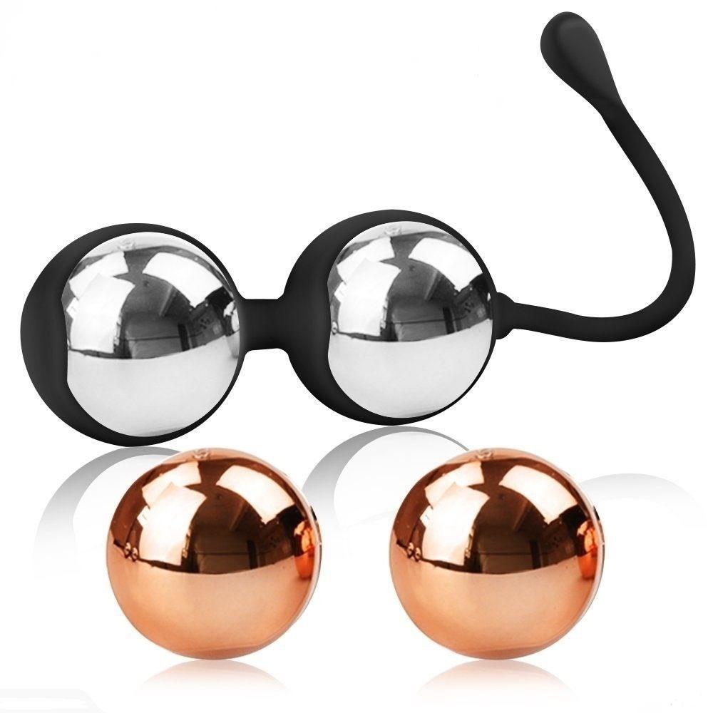 Набор вагинальных шариков Kegel Ball S23-5 - No Taboo