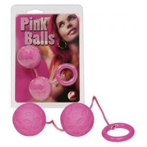 Шарики розовые Pink Balls (5177), zoom