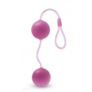 Кульки Вагінальні B YOURS BONNE BEADS PINK (33623), zoom