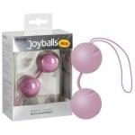 Вагинальные шарики, розовые
