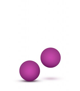 Вагинальные шарики без сцепки, розовые - No Taboo