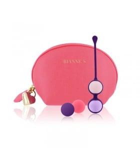 Вагинальные шарики в косметичке с замком от RIANNE S - No Taboo