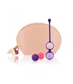 Вагинальные шарики в косметичке с замочком от RIANNE S - No Taboo
