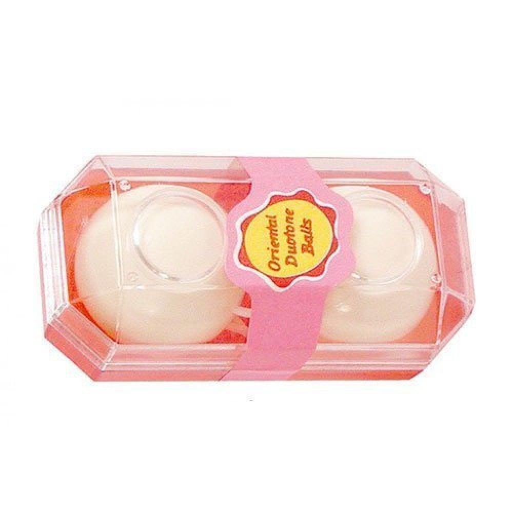 Шарики молочно-белые (20002)