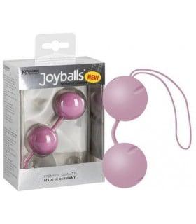 Вагинальные шарики, розовые - No Taboo