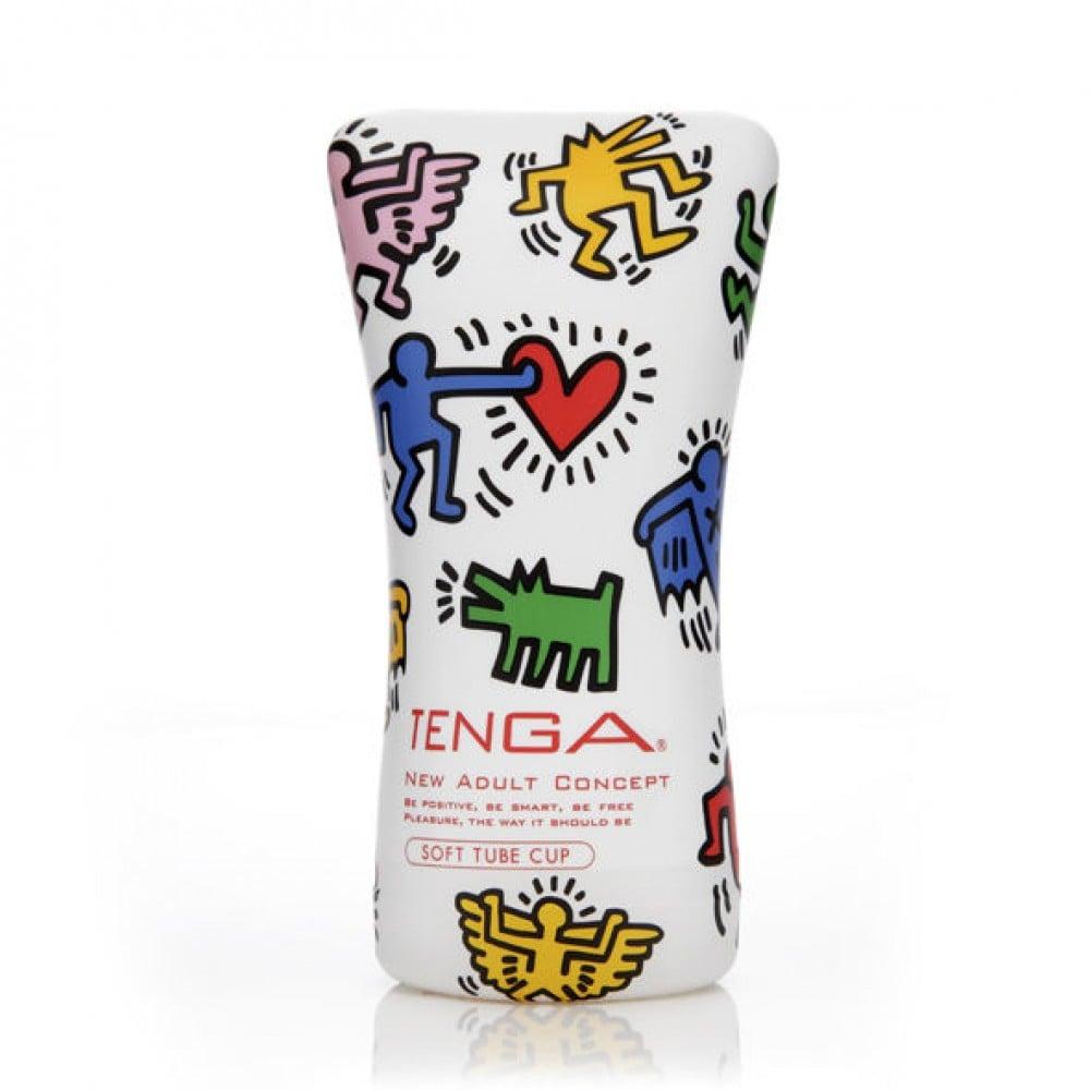 Мастурбатор Tenga Keith Haring, фото 1