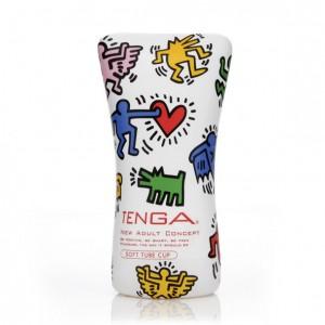 Мастурбатор Tenga Keith Haring (30002), zoom