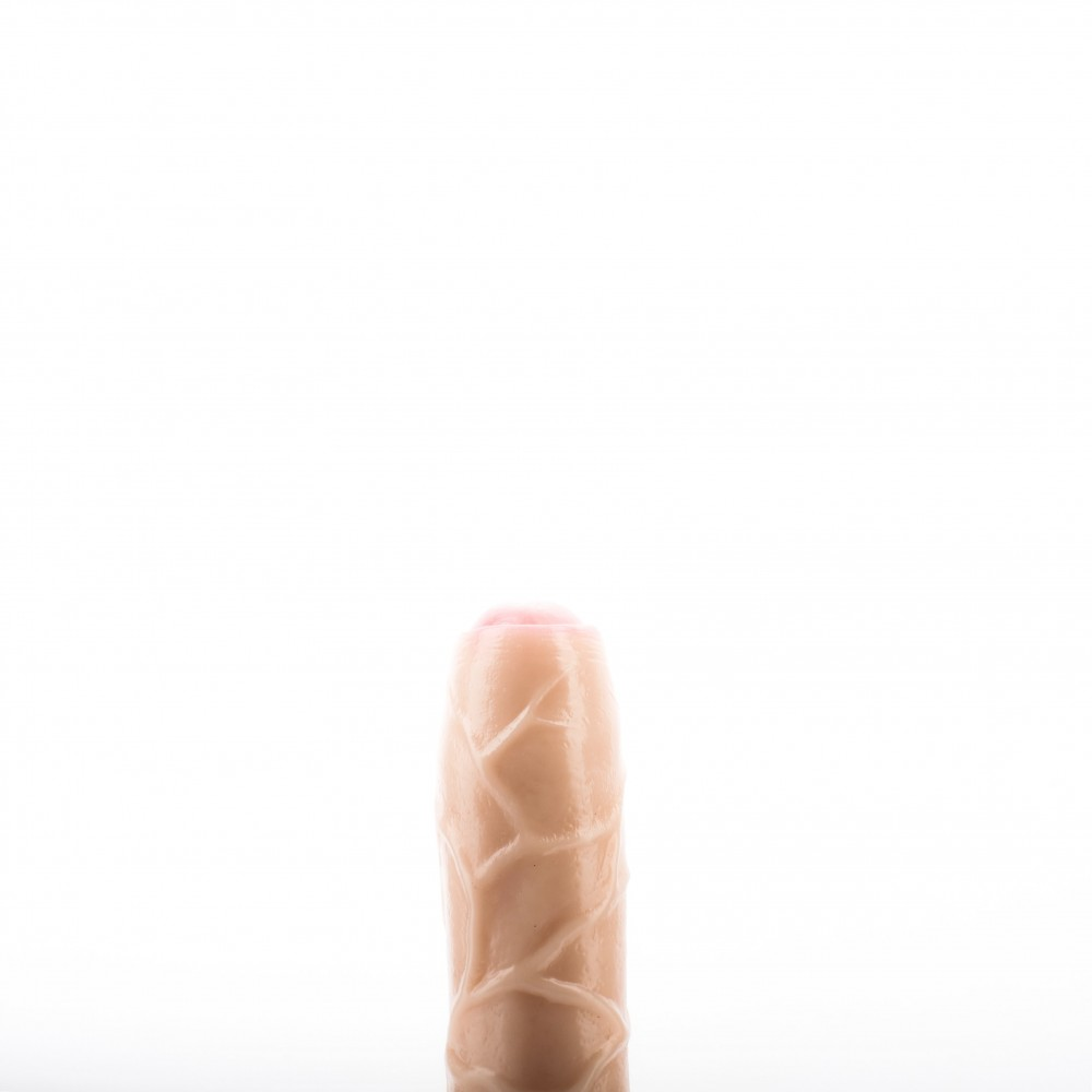 Фаллоимитатор реалистичный на присоске с мошонкой BEING Fetish - No Taboo