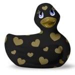 Уточка в сердечка с вибрацией I Rub My Duckie ROMANCE