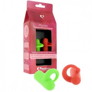 Вібратор на пальчик 1шт Feelz Toys-Mycero Finger Fun (34347), zoom