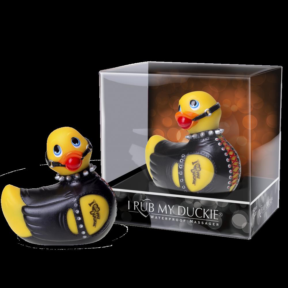Утка БДСМ с вибрацией I Rub My Duckie (34340)