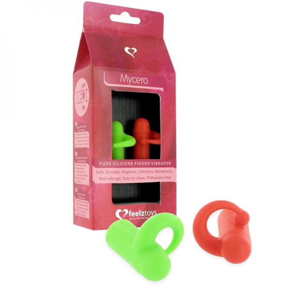 Вибратор на пальчик 1шт Feelz Toys - Mycero Finger Fun (34347), фото 1