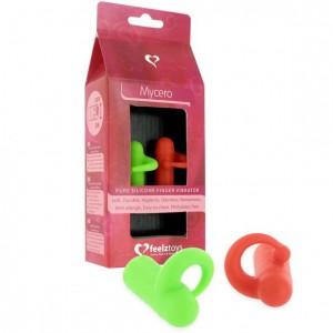 Вибратор на пальчик 1шт Feelz Toys - Mycero Finger Fun (34347), zoom