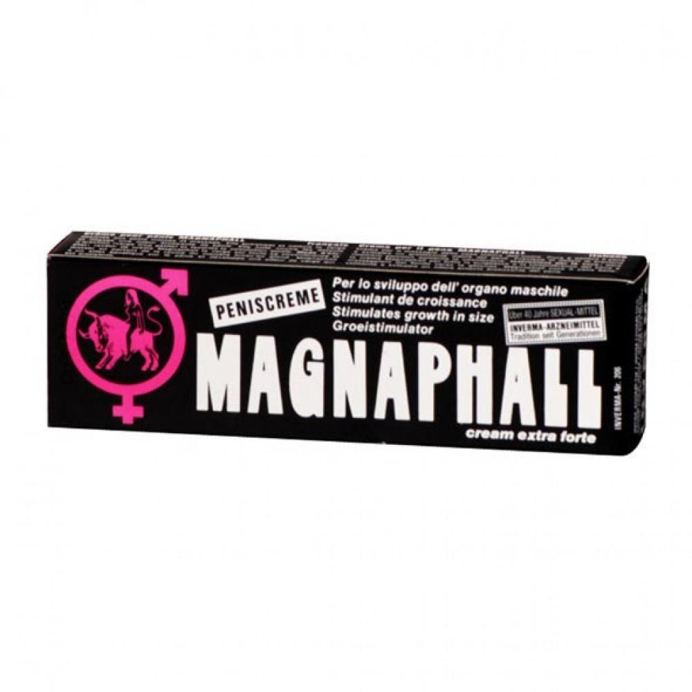Крем для кам'яної ерекції MAGNAPHALL, 40 мл (2615)