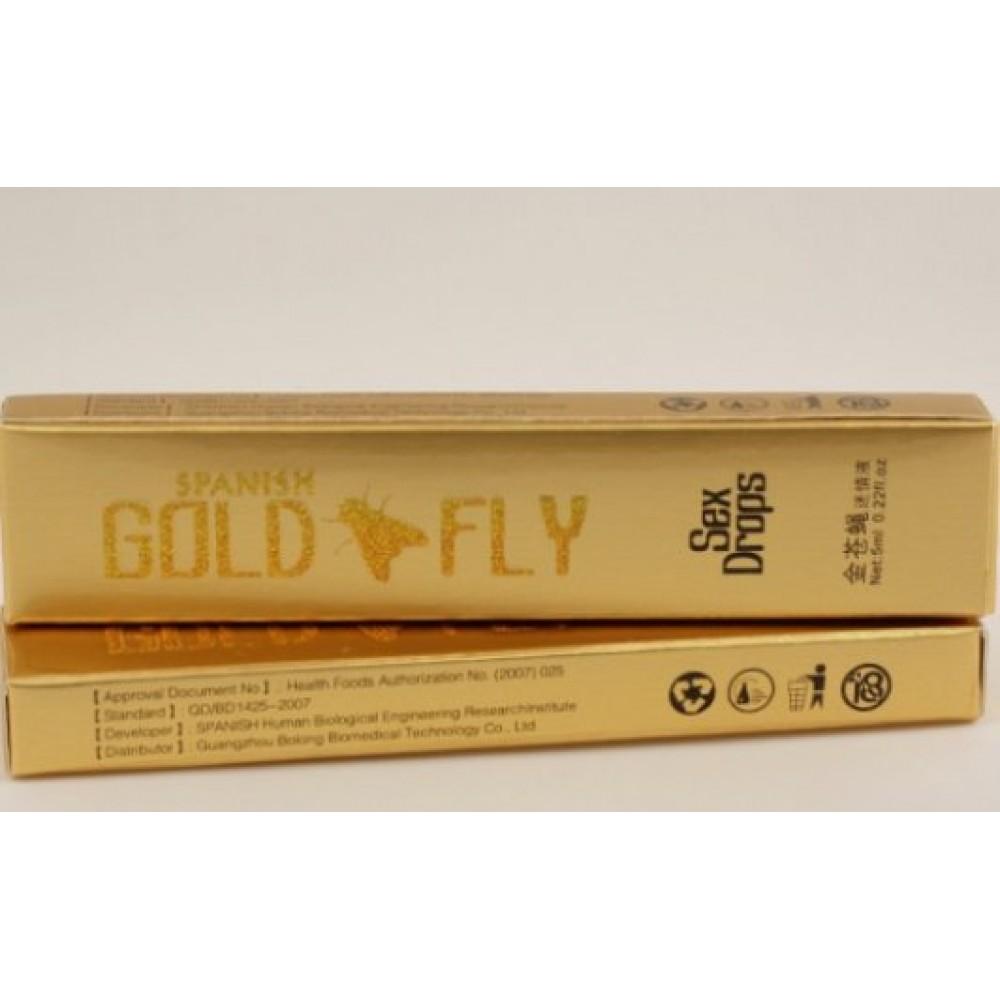 Супер мощные капли без вкуса и запаха Золотая мушка ( Gold Fly ), 5 мл, фото 2