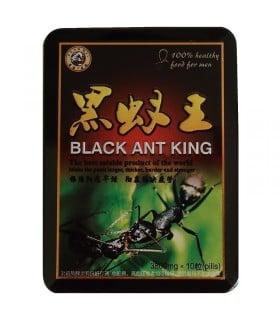 Таблетки BLACK ANT KING (королевский черный муравей) - No Taboo