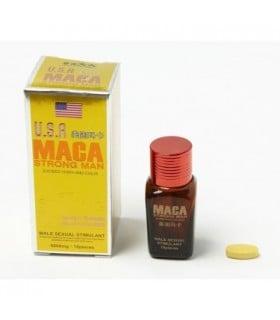 "Возбуждающие таблетки ""Maca USA Strong Man"" ( МАКА ) - No Taboo"