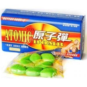ATOMIC BOMB Атомная Бомба, пилюли для повышения потенции (26839), zoom