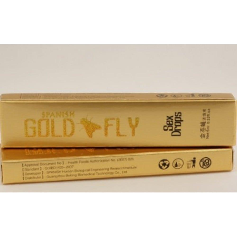 Супер мощные капли без вкуса и запаха Золотая мушка ( Gold Fly ), 5 мл (1429), фото 2