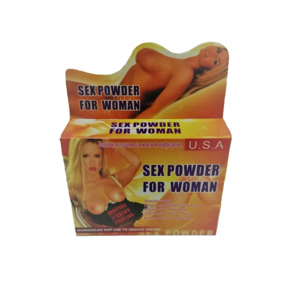 """Жвачка возбуждающая для женщин """"Sex Powder"""" (34784), фото 1"""