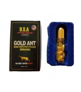 Золотой муравей - No Taboo