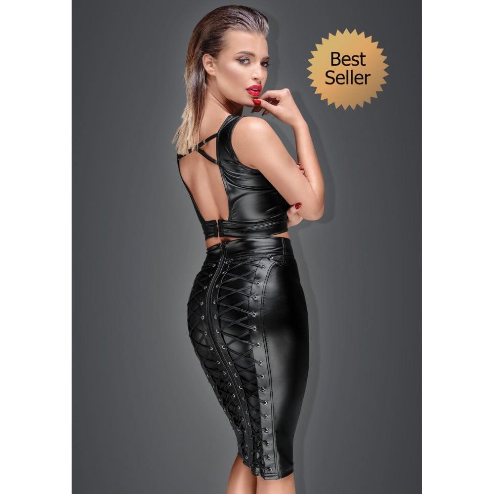 Сексуальная юбка - карандаш Noir Handmade XL - No Taboo