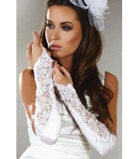 Длинные белые перчатки - No Taboo