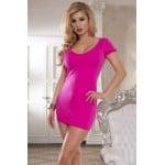 Міні плаття Sunspice з вирізами на спині, рожеве, OS