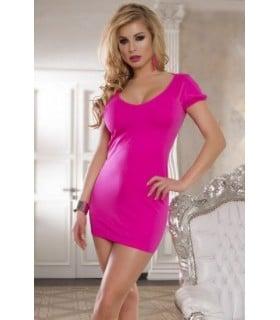 Мини платье Sunspice с вырезами на спине, розовое, OS - No Taboo