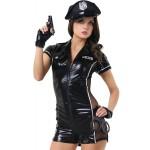 Костюм полицейская шорты 6 предметов LeFrivole M/L