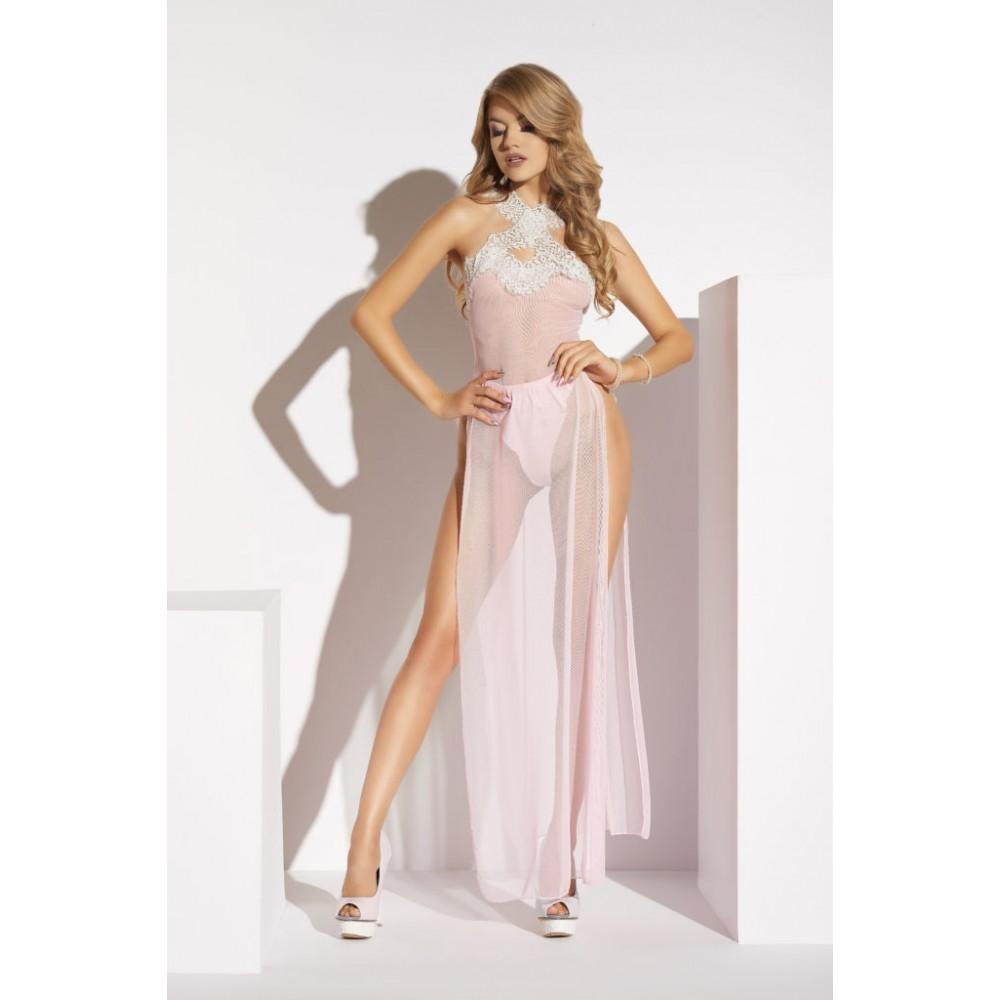 Кружевное длинное платье Albenga Lume di Luna M - No Taboo