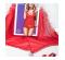 Сексуальный красный пеньюар с кружевом S/M (34629), фото 7 — секс шоп Украина, NO TABOO