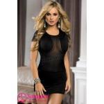 Платье черное сексуальное L/XL