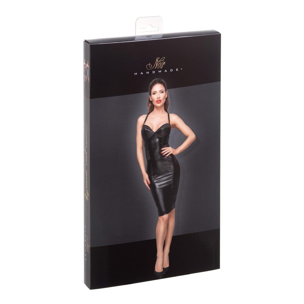 Сексуальное черное облегающее платье Noir Handmade M (31934), фото 4 — секс шоп Украина, NO TABOO
