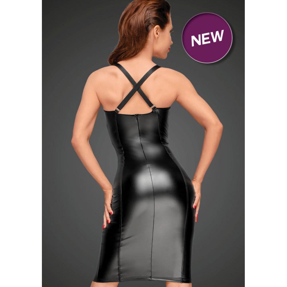 Сексуальное черное облегающее платье Noir Handmade S (30511), фото 3 — секс шоп Украина, NO TABOO