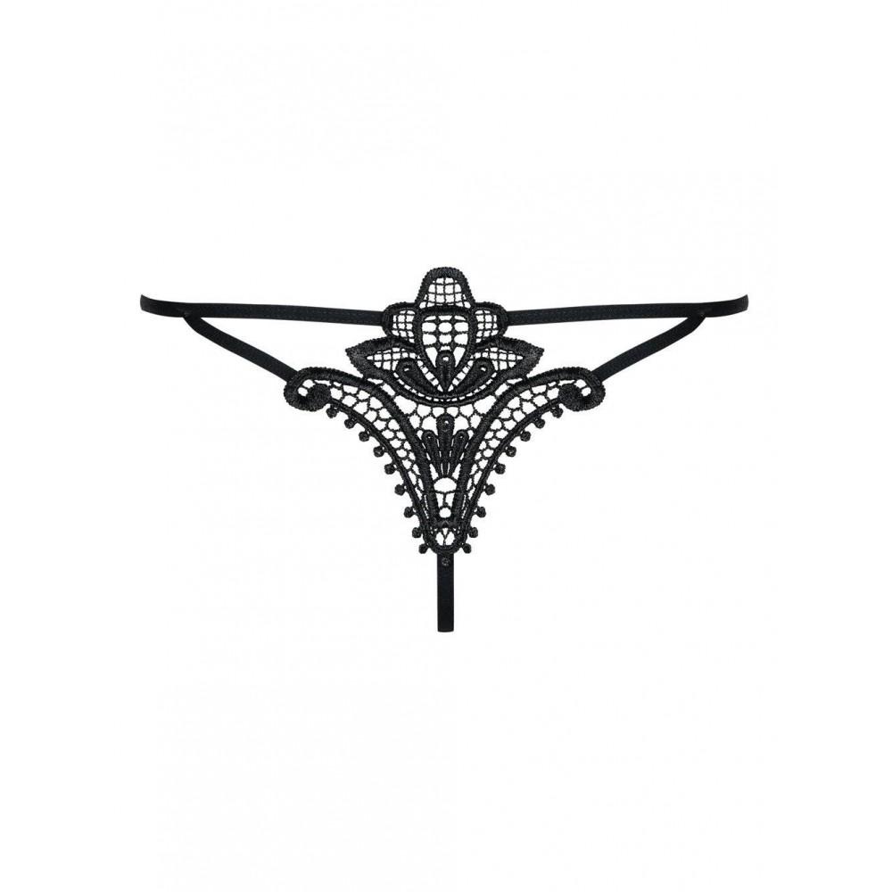 Соблазнительные стринги Ангел L/XL (12543)