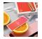 Сексуальная атласная бордовая сорочка Babydoll S/M (30835), фото 8