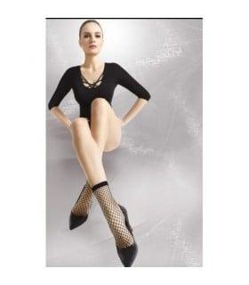 Носки в крупную сетку Gambaletto She Annes - No Taboo