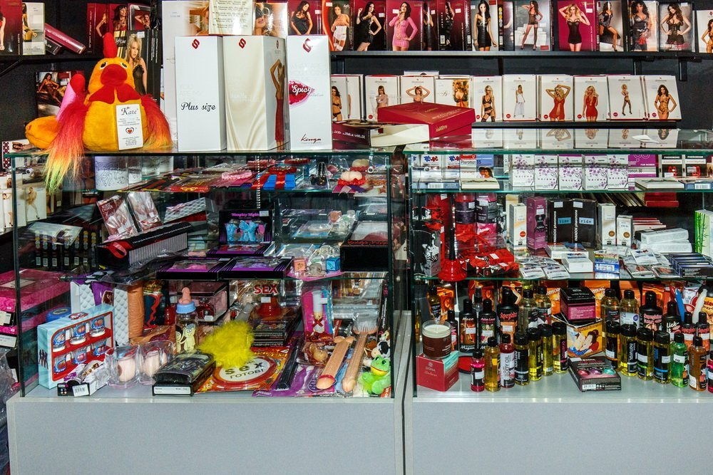 Интим магазин - Сексшоп - Интимные товары